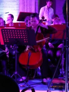Harmonie'67 Soliste Annette Scholten