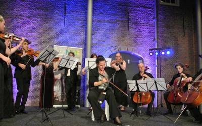 Presentatieconcerten Nationaal Muziekinstrumenten Fonds (NMF) 2015