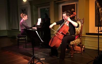 Concert de Schierstins te Veenwouden 9 april 2016