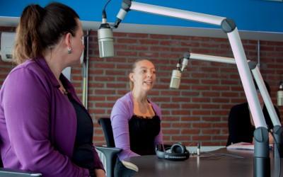 Radio en TV interviews 9 april 2016 voor Omrop Fryslân, RTV Noordoost-Friesland,Concert in de Schierstins te Veenwouden