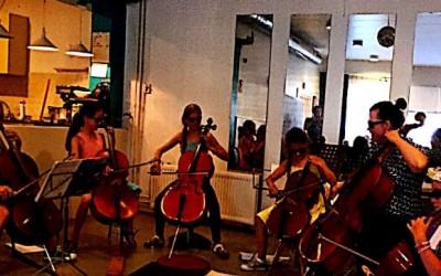 De Verleidelijke Klank van de Cello