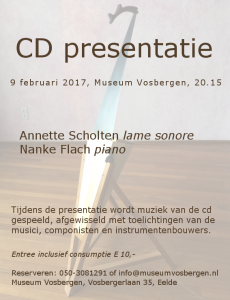 uitnodiging cd-presentatie10E