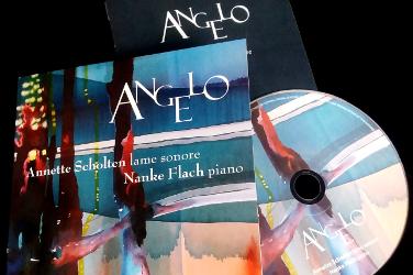 Recensie cd  'Angelo' Dagblad vh Noorden en Friesch Dagblad