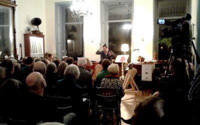 Verslag presentatie concerten debuut cd 'Angelo'