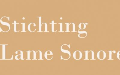Stichting Lame Sonore opgericht om het instrument meer onder de aandacht van een breed publiek te brengen
