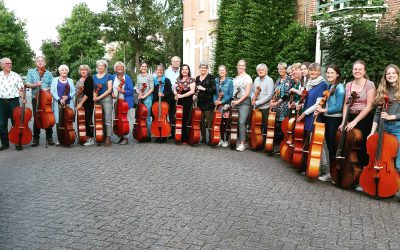 Ensemble-avond cello Oranjewijk Leeuwarden