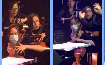 NNO projects  Leonard Cohen, Dvorak, Celloconcert